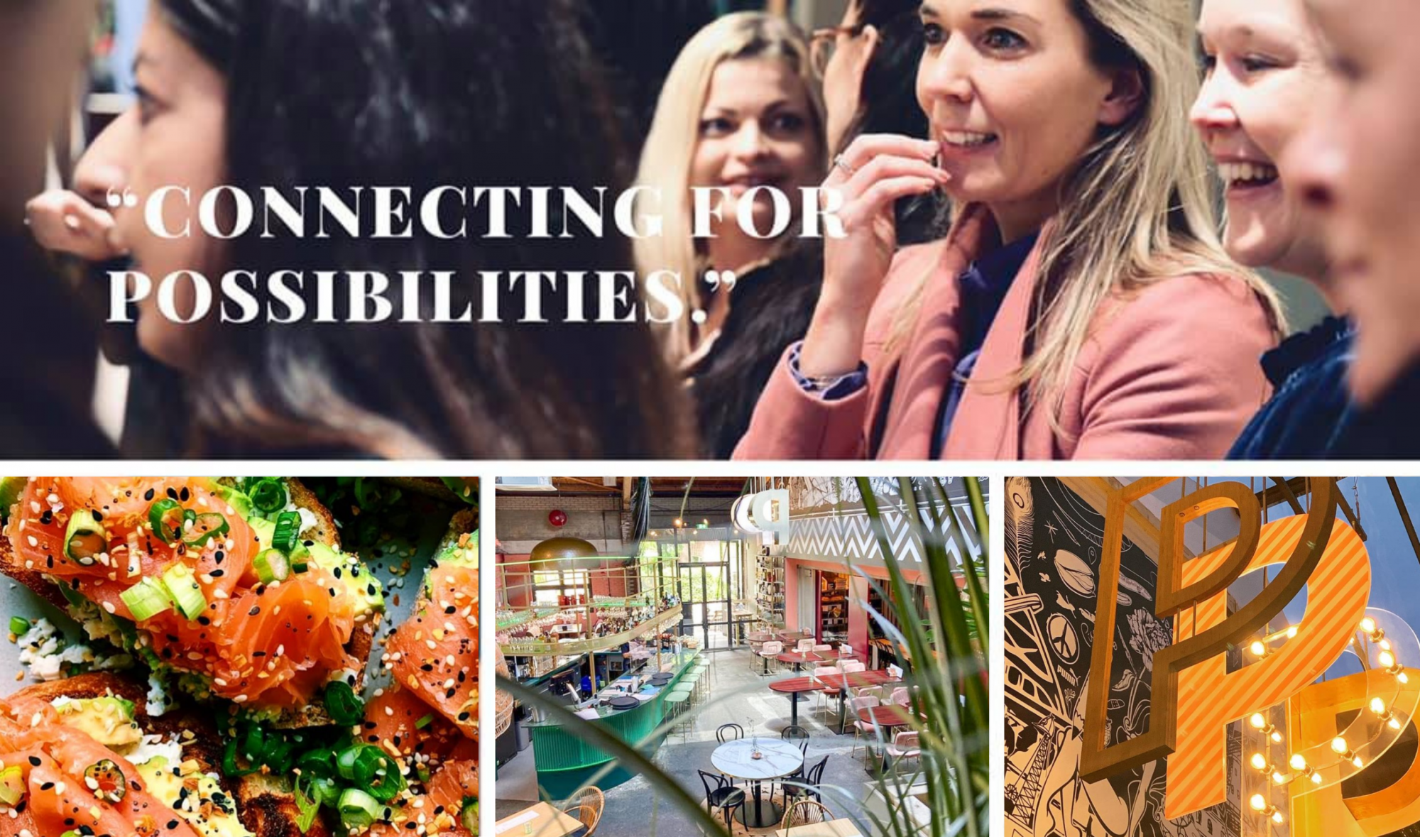 Lifestyle Business Lunch 31 augustus